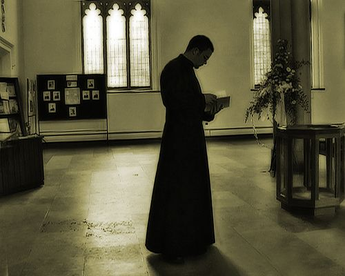 The Apprentice Priest | Flickr - Photo Sharing!
