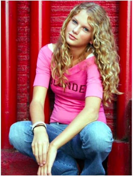 20 Pics Of Taylor Swift Before She Was Famous! | Trending.Report | Page 4