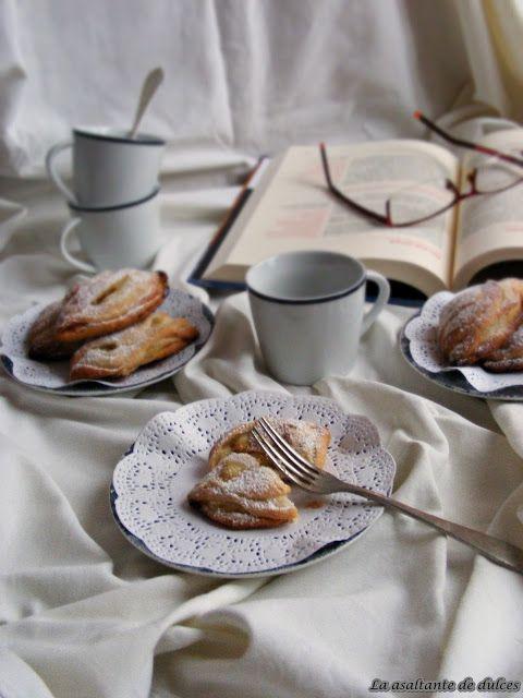La asaltante de dulces: Lemon & cinnamon Sfogliatelle santarosa recipe. OMG!!