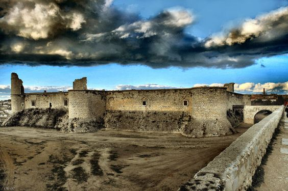 Castillo de Chinchón (Madrid)