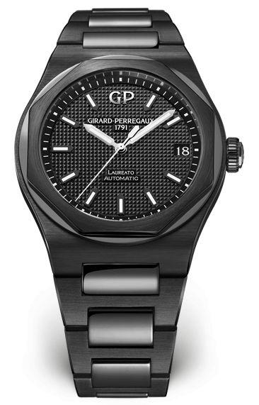 Girard-Perregaux Laureato 42mm Ceramic Ref. 81010-32-631-32A