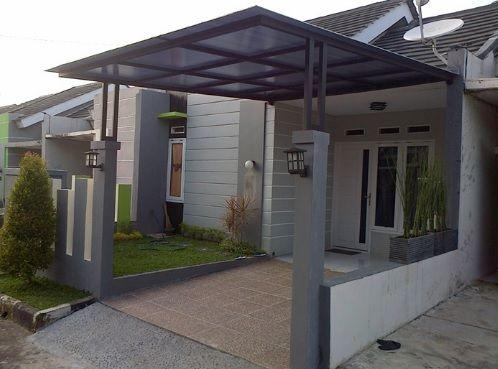 Gambar Garasi Mobil Depan Rumah