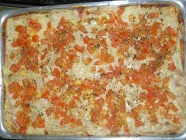 A receita de Torta Rápida é uma boa opção pra você que está afim de cozinhar hoje! Faça e surpreenda Torta Rápida Imprimir Autor: Receita toda Hora Tempo d