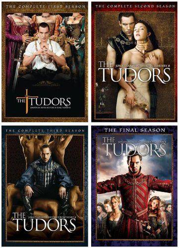 The Tudors: Seasons 1-4