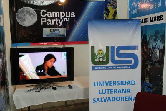Participación en Campus Party 2014