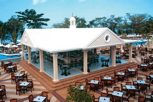 Riu Negril Club Hotel (upstairs pool bar)