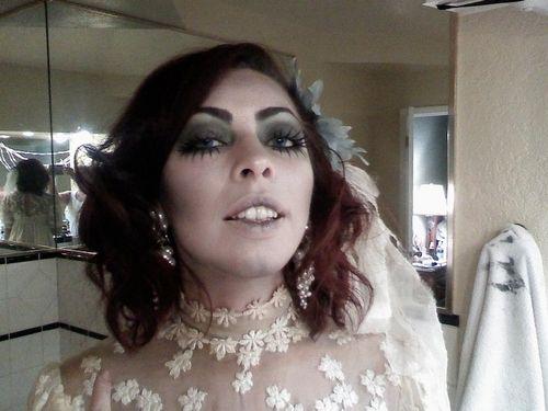 zombie bride? :)