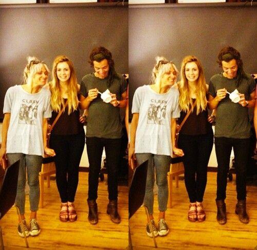 Gemma, Harry and Lou