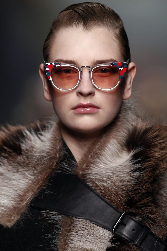 Fendi Fall/Winter 2014-15 Collection Close Up: