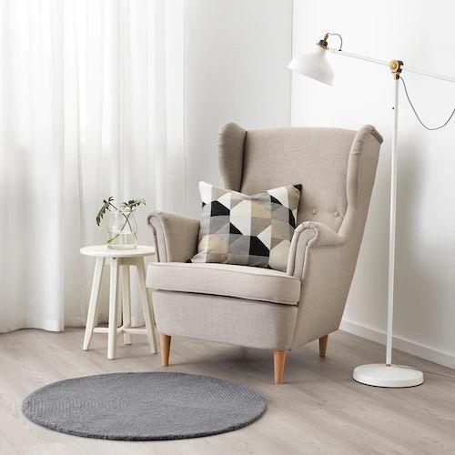 IKEAの円形ラグマットおすすめ5選!おしゃれな北欧コーディネート