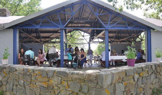 Fort Williams Picnic Pavillion