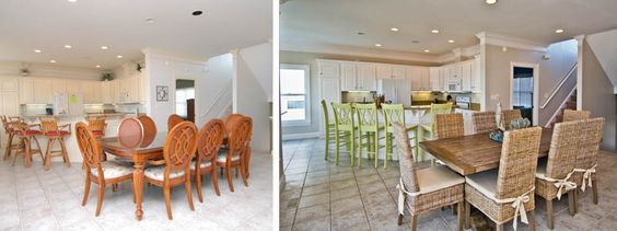 Rental Dining Room Makeover: