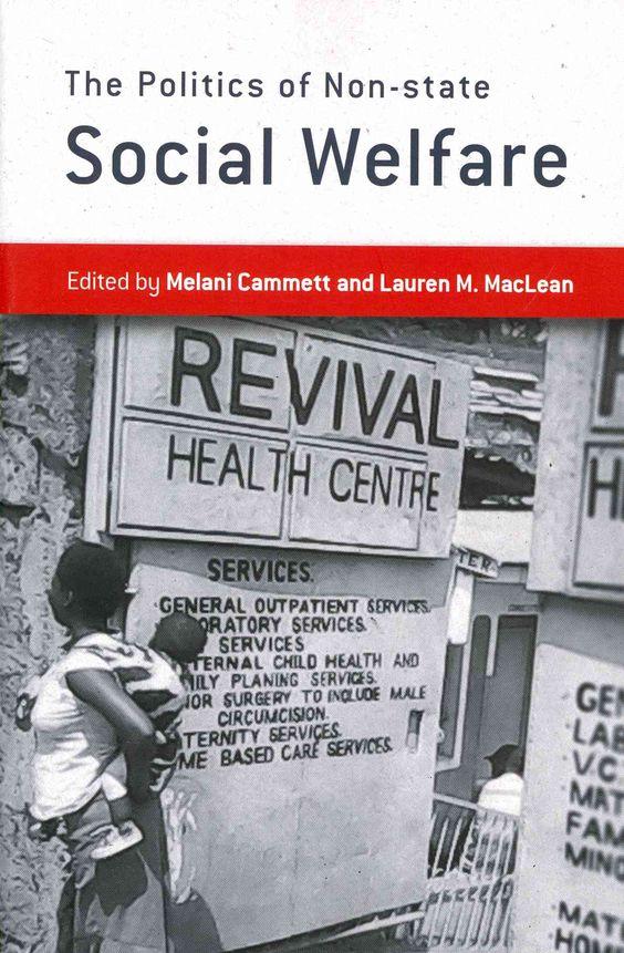 The Politics of Non-State Social Welfare