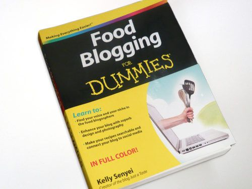 The Best Lines From Food Blogging For Dummies