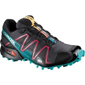 Soloman Speedcross III trail running shoes.  Just grabbed a great deal on these and can't wait to try them out!