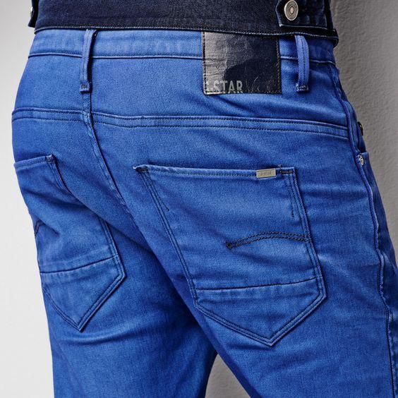 G-Star RAW—Arc 3d Tapered Wmn-Women-Jeans