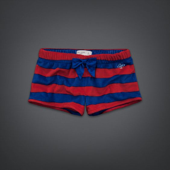 Womens Cozy Fleece Sleep Short | Womens Shop All | GillyHicks.com