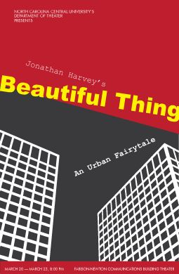 Beautiful Thing - Poster