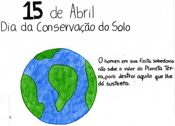 Dia da Conservação do Solo - Pesquisa Google