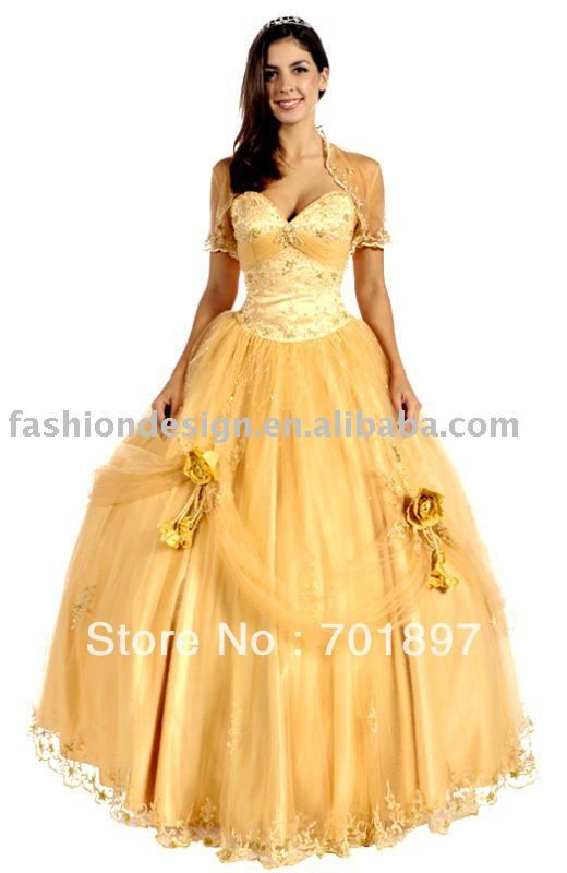 LQ022 Fashion gold beaded bodice with pleats ball quinceanera Dresses-in Quinceanera Dresses from Apparel & Accessories on Aliexpress.com