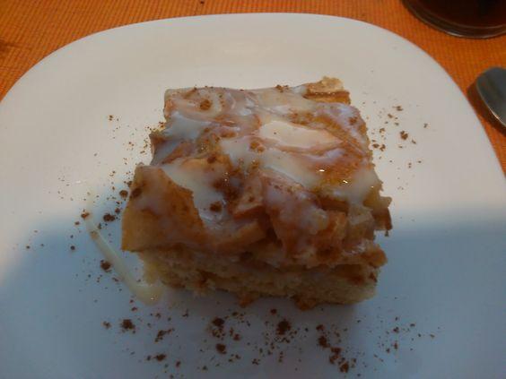 Cocina Conmigo: Tarta de manzana