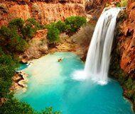 Havasu Falls- Supai, Arizona.
