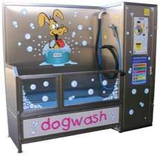 Convenient Canine Cleaning - Coin-Operated Dog Washes at Australian Car Washes (GALLERY)