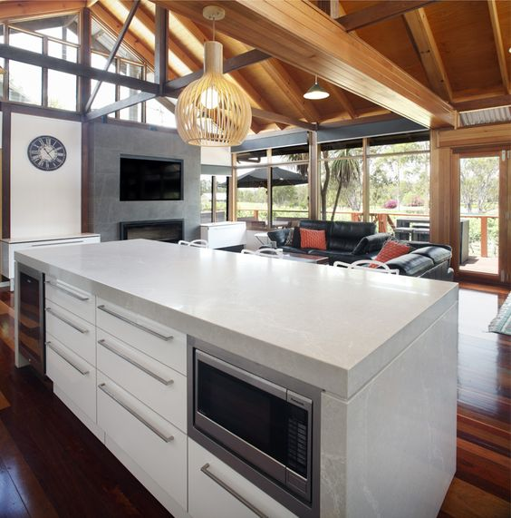 Bathroom And Kitchens Sa. Designed By Paul Hutchison. Cabinetry By
