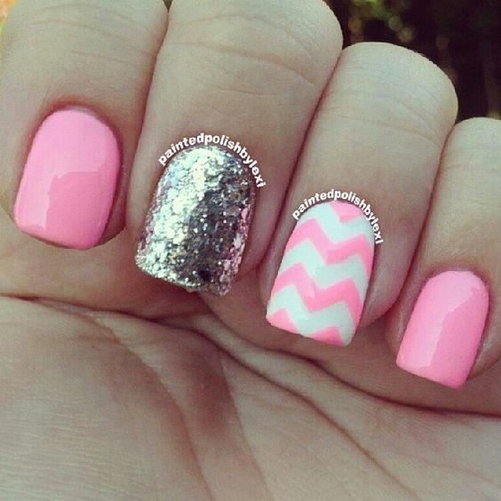 Nail art, Nail nail and Nail design on Pinterest