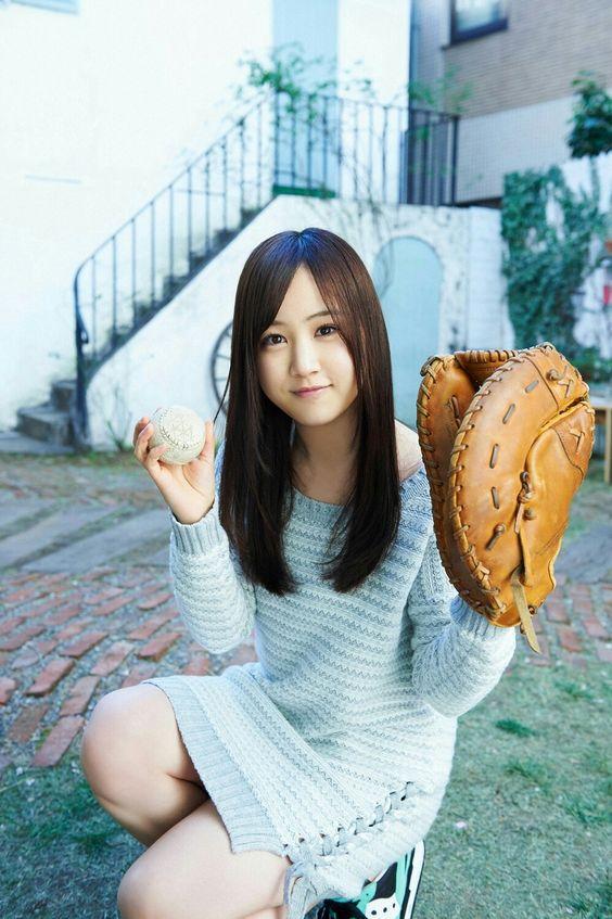 野球の星野みなみ