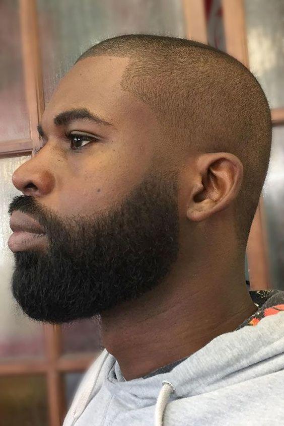 black men haircuts, losing hair