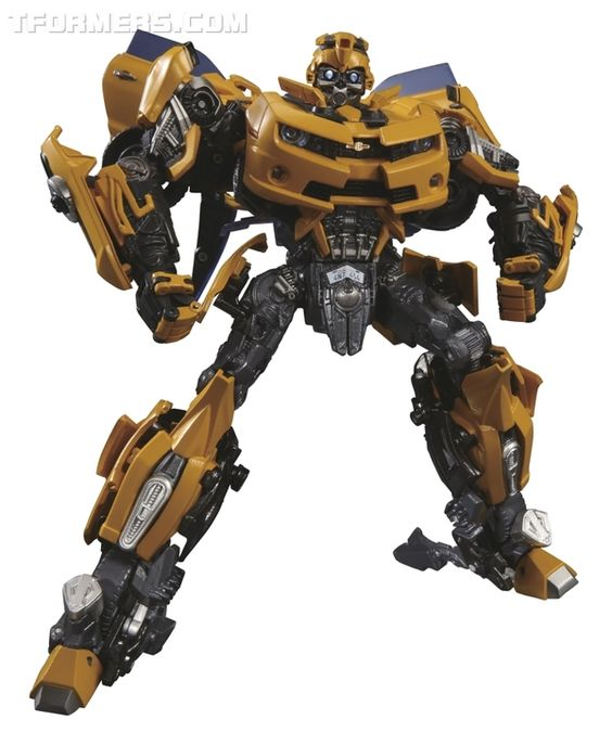 Offiical Images Masterpiece Movie Series Bumblebee MPM-3 Figure