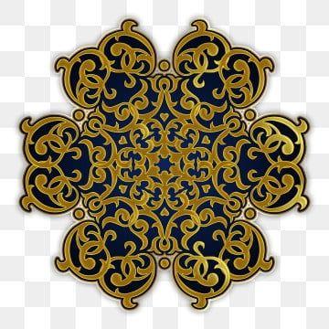 ديكور ذهبي زخرفة اسلامية اسلامية الزخارف الاسلامية زخارف اسلامية Png Png وملف Psd للتحميل مجانا Framed Wallpaper Round Ornaments Ceramic Light