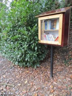 Boîte à livres Huy 18