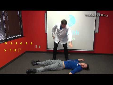 Learn CPR in 20 Seconds
