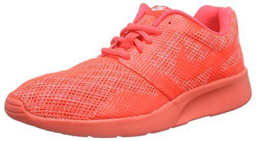 €33.98 in Gr. 36.5 / €39.51 in Gr. 40.5 * Nike Damen Kaishi NS Sneakers, Rot (Bright Crimson/White)