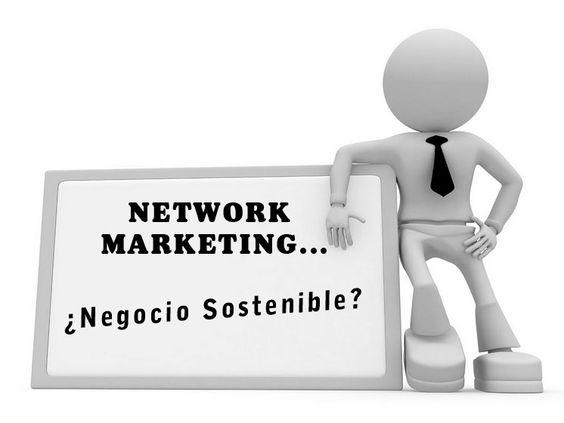 Network Marketing es una pirámide?