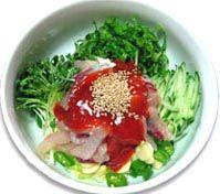 Another Korean Chirashi recipe