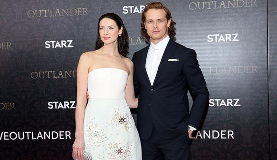 'Outlander' Season 3 Rumors: Sam Heughan And Caitriona Balfe Are Really Not Together