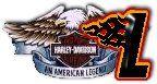 L~Harley Davidson.