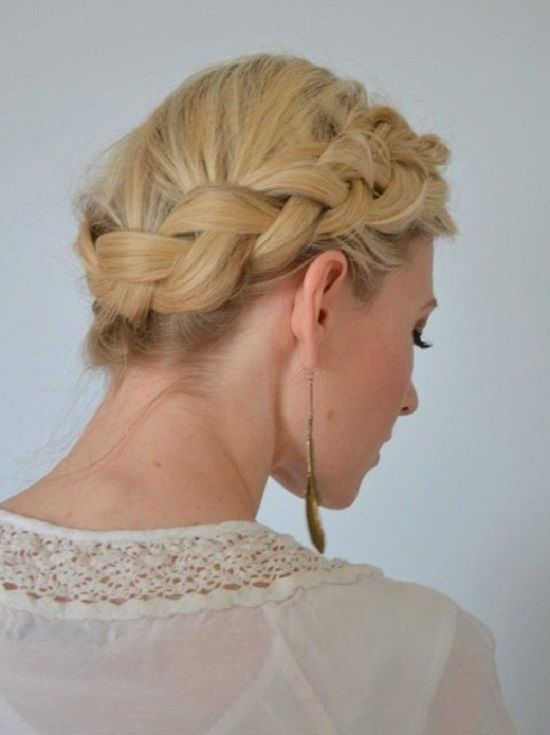 updo hairstyle 2014 | New Hairstyles Ideas