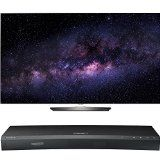 #6: LG OLED55B6P 55-Inch 4K UHD Smart OLED HDR TV with Samsung UBD-K8500 3D Wi-Fi 4K Ultra HD Blu-ray Disc Player  Shop for Televisions and Video Products (http://amzn.to/2chr8Xa). (FTC disclosure: This post may contain affiliate links and your purchase price is not affected in any way by using the links)