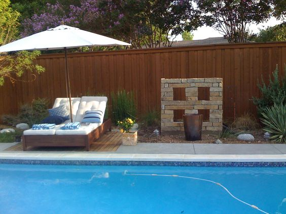 Pool fence, We and Pools on Pinterest