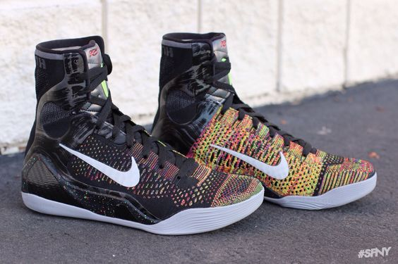 How about them Kobes? #Masterpiece www.SOLEFOODNY.com YES! Finally some ankle support