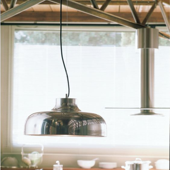 Miguel Milá M68 Suspension Lamp