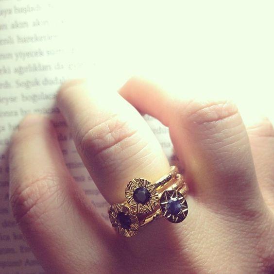 Besign Jewellery Sapphire Ring