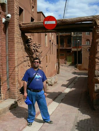 Abyaneh, Iran. Read more about this Iranian village: http://www.imperatortravel.com/2012/10/iran-discovering-the-traces-of-old-persia-in-the-islamic-republic-abyaneh-episode-6.html