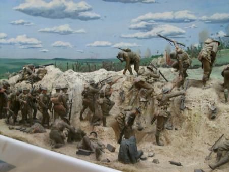 Australian War Memorial - a very interactive museum for adults and kids