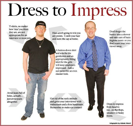 Interview Dress Codes And Hairstyles On Pinterest