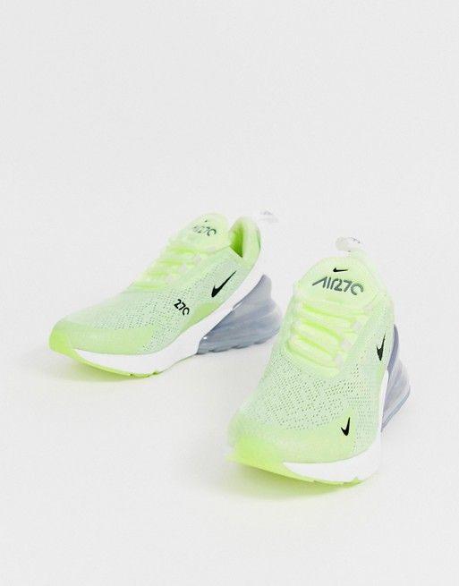 mejor precio información para comprar lo mejor Nike vault air max 270 | ASOS in 2020 | Womens sneakers, Nike, Air ...